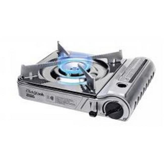 Wall Lenk WLKBT5000 Click-2-Cook SS Portable Stove by Wall Lenk