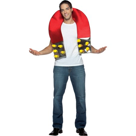 Morris Costumes Chick Magnet Adult Halloween Costume