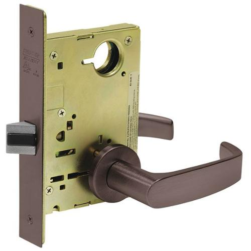 Sargent 8215 Lnl 10b Heavy Duty Mortise Lockset Lever
