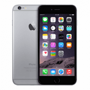 Refurbished Apple iPhone 6 Plus 64GB, Space Gray - Unlocked GSM (with 1 Year Warranty)