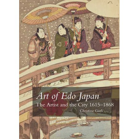 Art of Edo Japan : The Artist and the City