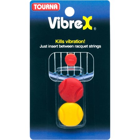 Tourna Vibrex 1 Vibration Dampener For Tennis  Squash And Racquetball
