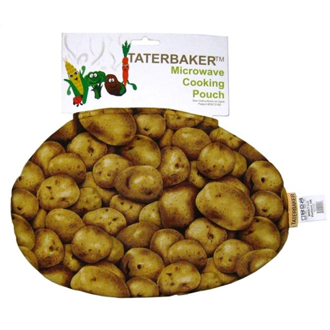 Taterbaker 00-200 Perfect Potato Pouch - Microwave Cooking Pouch - 2 Pack