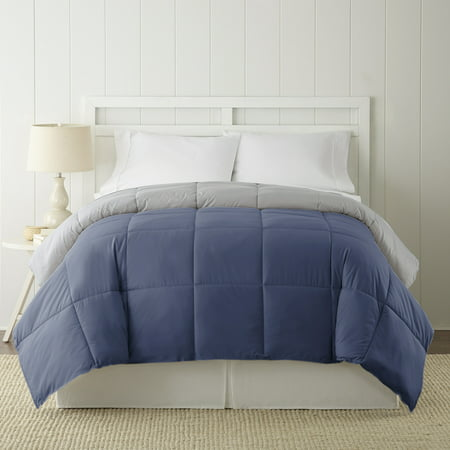 Croscill Queen Size Comforter - Reversible Down Alternative Comforter Multiple Colors - Queen