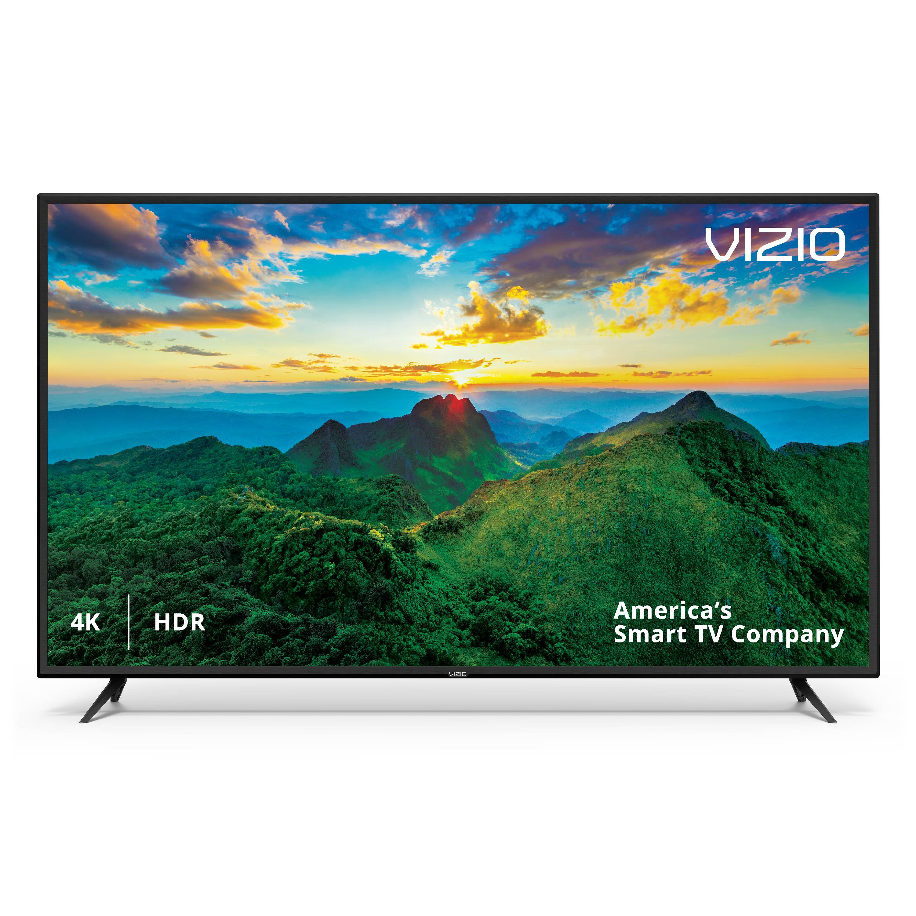 "VIZIO 50"" Class D-Series 4K (2160P) Ultra HD HDR Smart LED TV (D50-F1) (2018 Model)"