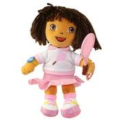TY Beanie Baby - DORA the Explorer (Dora Del Tenis Version) (7 inch)