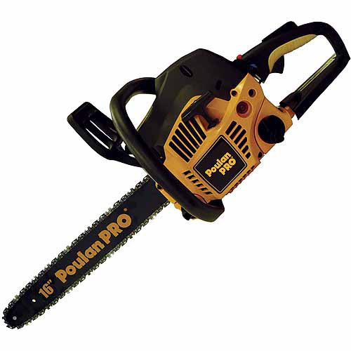 """Poulan 952802144 16"""" 35cc Chainsaw"""