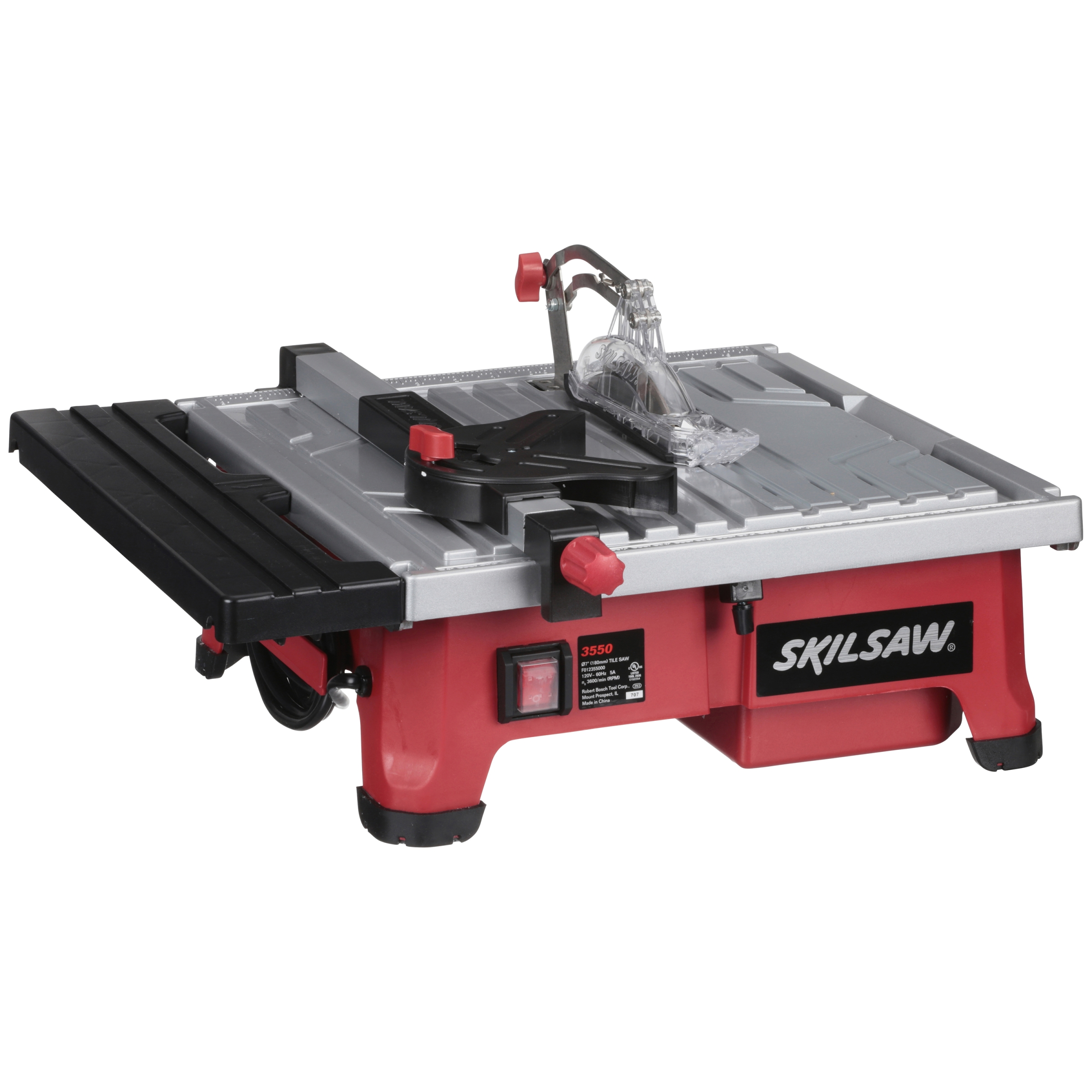 SKILSAW 3550-02 5.0A 7-Inch Wet Tile Saw 5 Pc Box