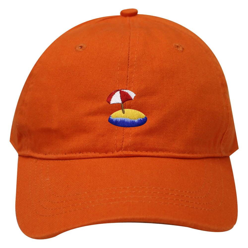 f60a40dd City Hunter C104 Beach Summer Cotton Baseball Dad Cap 18 Colors (Orange) -  Walmart.com