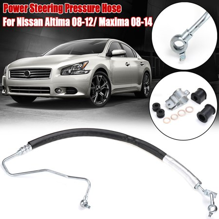 New Power Steering Pressure Hose For Nissan Altima/  Maxima 2008-2012 #OE 497209N00A #3403716 Nissan Pressure Plate