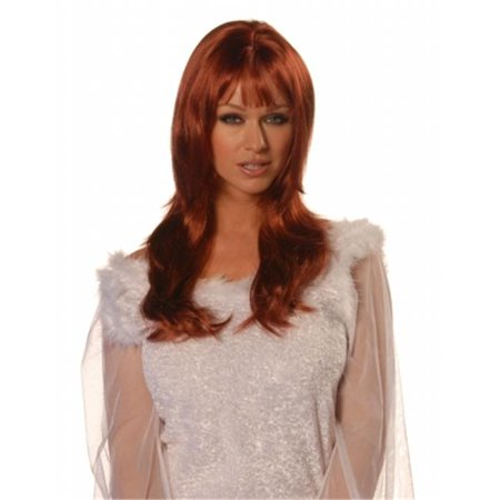 Wicked Wigs 812223010557 Women Dream Sangria - Red Wig (Halloween Sangria White)