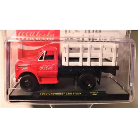 M2 Machines Coca-Cola 4 & 44 Limited Edition Racecar Set