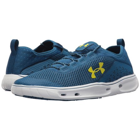 99705199e6d Under Armour - Under Armour Men's UA Kilchis Men's Fishing Shoes Moroccan  Blue/White/Bitter 8.5 - Walmart.com