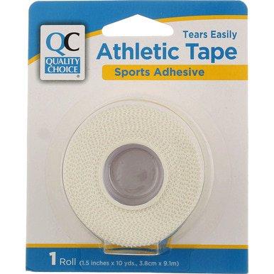 merchandise 0380385 quality choice sports tape, 1.5 x 10 - Quality Merchandise