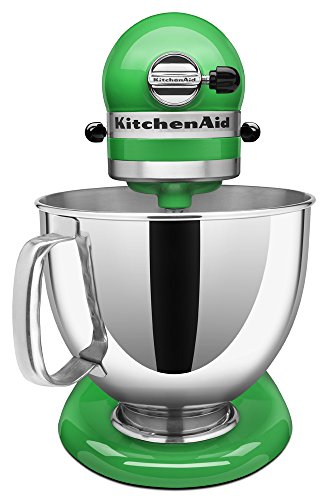 KitchenAid KSM150PSCG Artisan Series 5 Qt. Stand Mixer With Pouring Shield    Canopy Green
