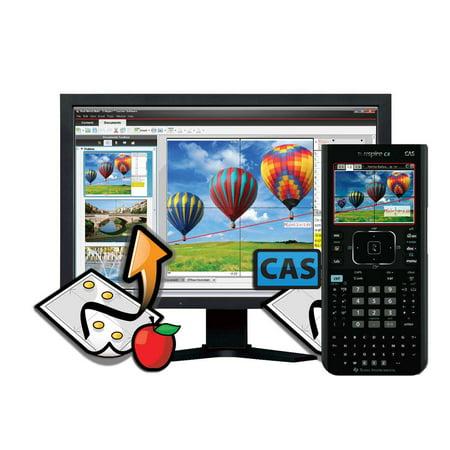 Texas Instruments TI-Nspire CAS Teacher Software
