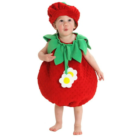 Halloween Toddler Bubble Strawberry Costume](Bubble Halloween Costume)