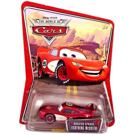 Disney Cars Series 1 Radiator Springs Lightning McQueen Diecast Car