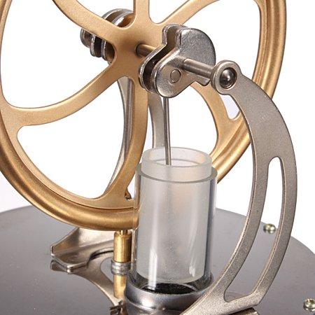 VADIV Stirling Engine Model Education Toys Low Temperature Motor Cool No Steam Heat - image 1 de 5
