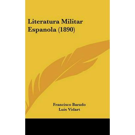 Literatura Militar Espanola (1890) ()