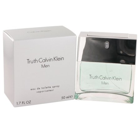 Best Calvin Klein Truth for Men Eau de Toilette Spray, 1.7 fl oz deal