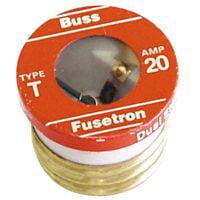 FUSE PLUG T DLY EDISON BS 20A