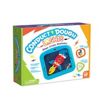 Conduct Dough Lights, Conduct Dough Lights from MindWare uses the power of science to turn soft-dough designs into glowing works of art. This unique kit.., By MindWare
