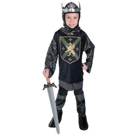 Boy's Warrior King Costume - Warriors Movie Costume