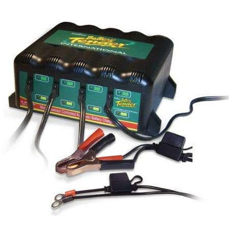 BATTERY TENDER BAT0220148M Battery Tender 12-Volt 4-Bank Battery Management System Bank Battery Management System