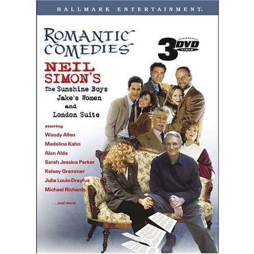 Romantic Comedies - Neil Simon's 'The Sunshine Boys', 'Jake's Women' and 'London Suite'