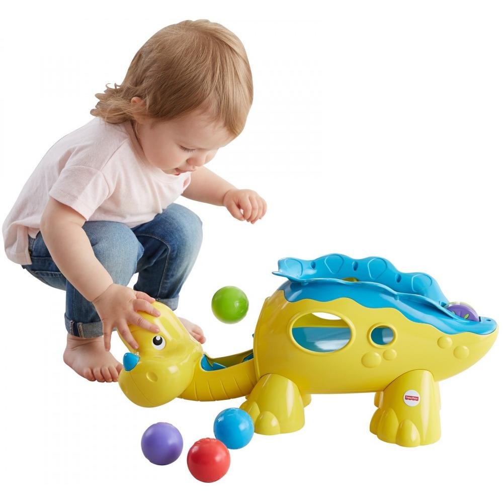 Fisher Price Pop-A-Saurus by Fisher-Price