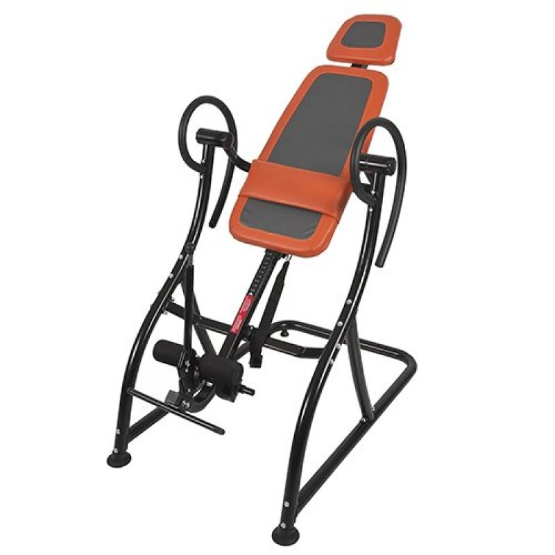 Skytel Deluxe Inversion Table Pro Fitness Chiropractic Ta...