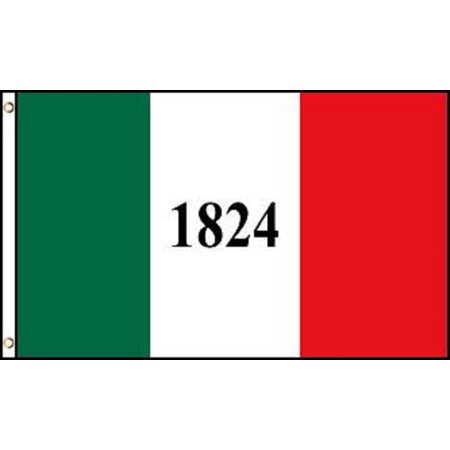 - Alamo 1824 Flag Battle Banner Historical Texas War Pennant 3x5 Indoor Outdoor