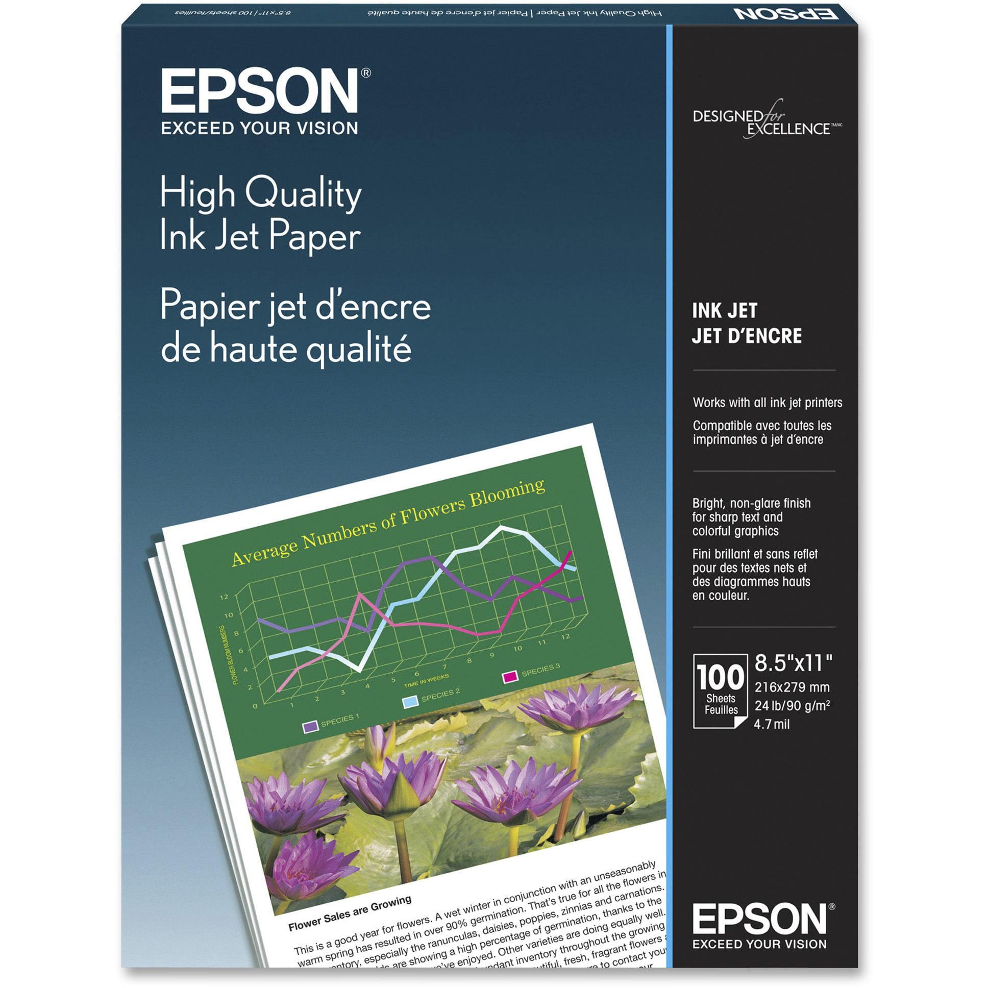 High Quality Color Inkjet Paper