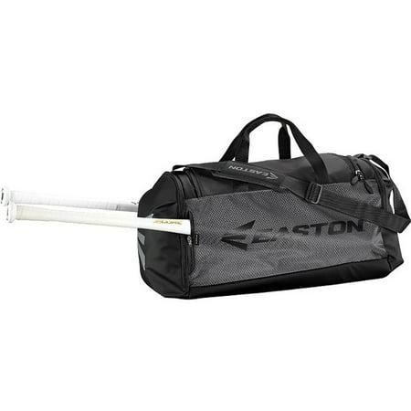 Easton Black Shoes - Easton E310D Carrying Case (Duffel) for Cleat, Shoes, Equipment, Gear, Bat, Baseball - Black - Shoulder Strap, Carrying Strap - 13