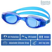 2404bddd227 Swimming Goggles for Kids and Early Teens (ages 7-12)- Yellow ...