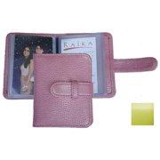 Raika RO 108 LIME 3 X 4 Photo Card Case - Lime