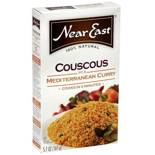 (12 Packs) Near East Mediterranean Curry Couscous, 0.35 lb -$6.24/lb