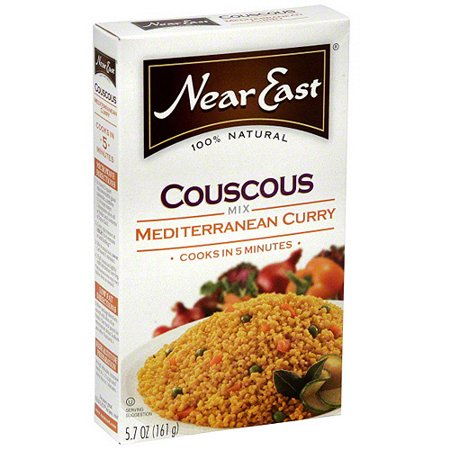 - (12 Packs) Near East Mediterranean Curry Couscous, 0.35 lb -$6.24/lb