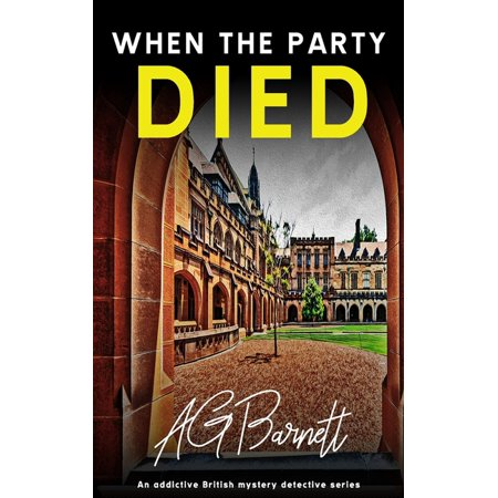 Brock & Poole Mystery: When The Party Died (Paperback)