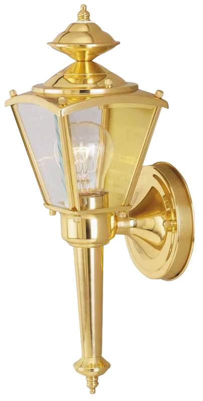Boston Harbor 4003H2 Coach Lantern Small Porch Light Fixture, Medium, 60 W, 1 Lamp by Boston Harbor
