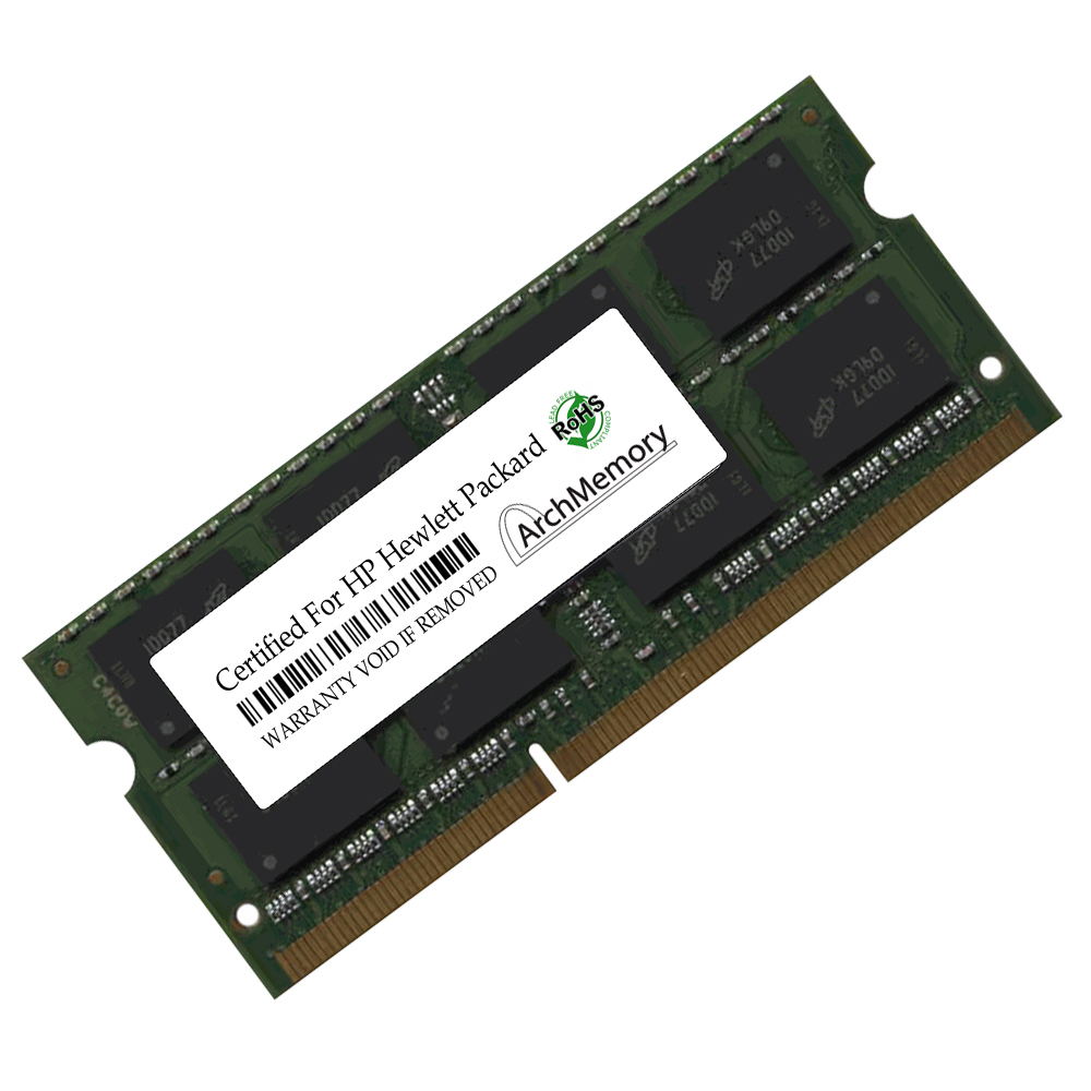 Certified for HP Hewlett Packard Memory 8GB DDR3L-1600 PC3-12800 204 pin SODIMM Laptop Notebook RAM