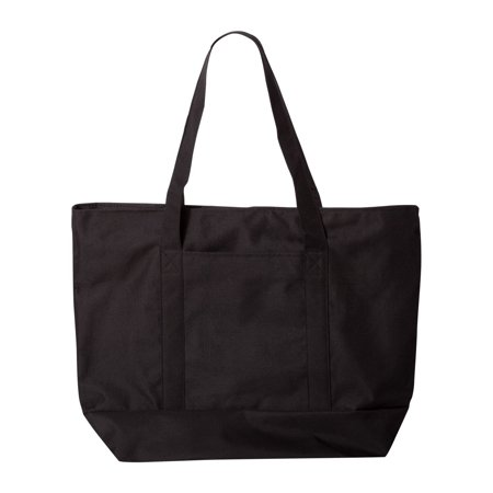 Liberty Bags 7006 Tote Bag Bay View Giant Zippered Boat Bag