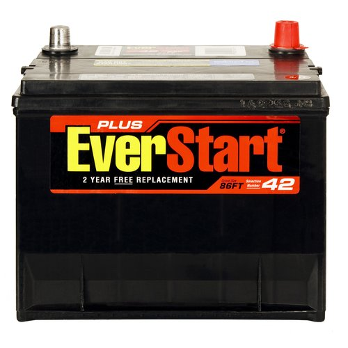 EverStart Plus 86FT Automotive Battery