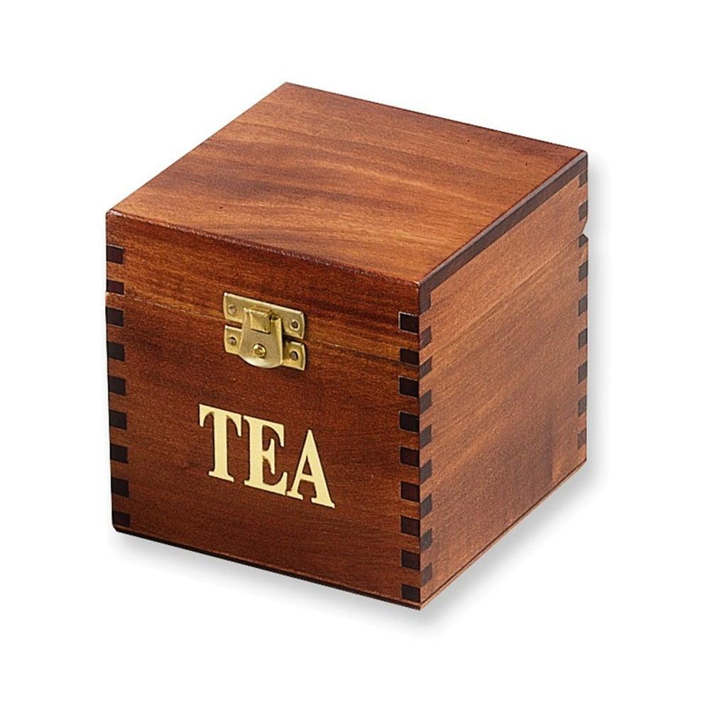 Cornell Wooden Tea Chest