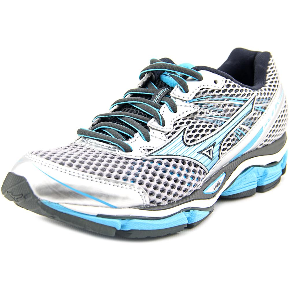 Mizuno Wave Enigma 5 Women  Round Toe Synthetic Gray Running Shoe