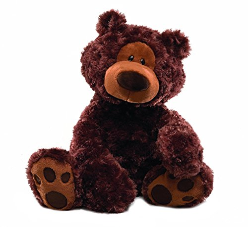 Gund Philbin Teddy Bear Stuffed Animal, 18 inches by GUND