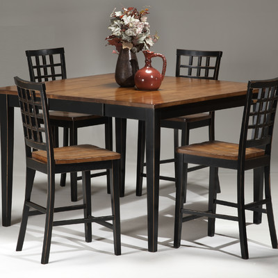 Bundle-54 Imagio Home Arlington Dining Set (7 Pieces)