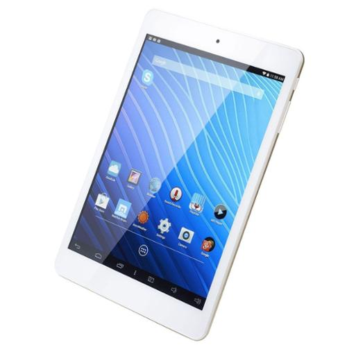 "NuVision 7.85"" 16GB TM785M3 Intel Atom Z2520 Dual-Core Android 4.4 WiFi Tablet"