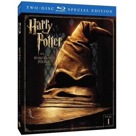 Harry Potter And The Sorcerers Stone  2 Disc Special Edition   Blu Ray   Walmart Exclusive